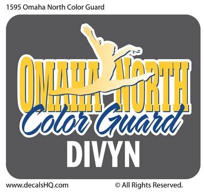 Omaha North Color Guard