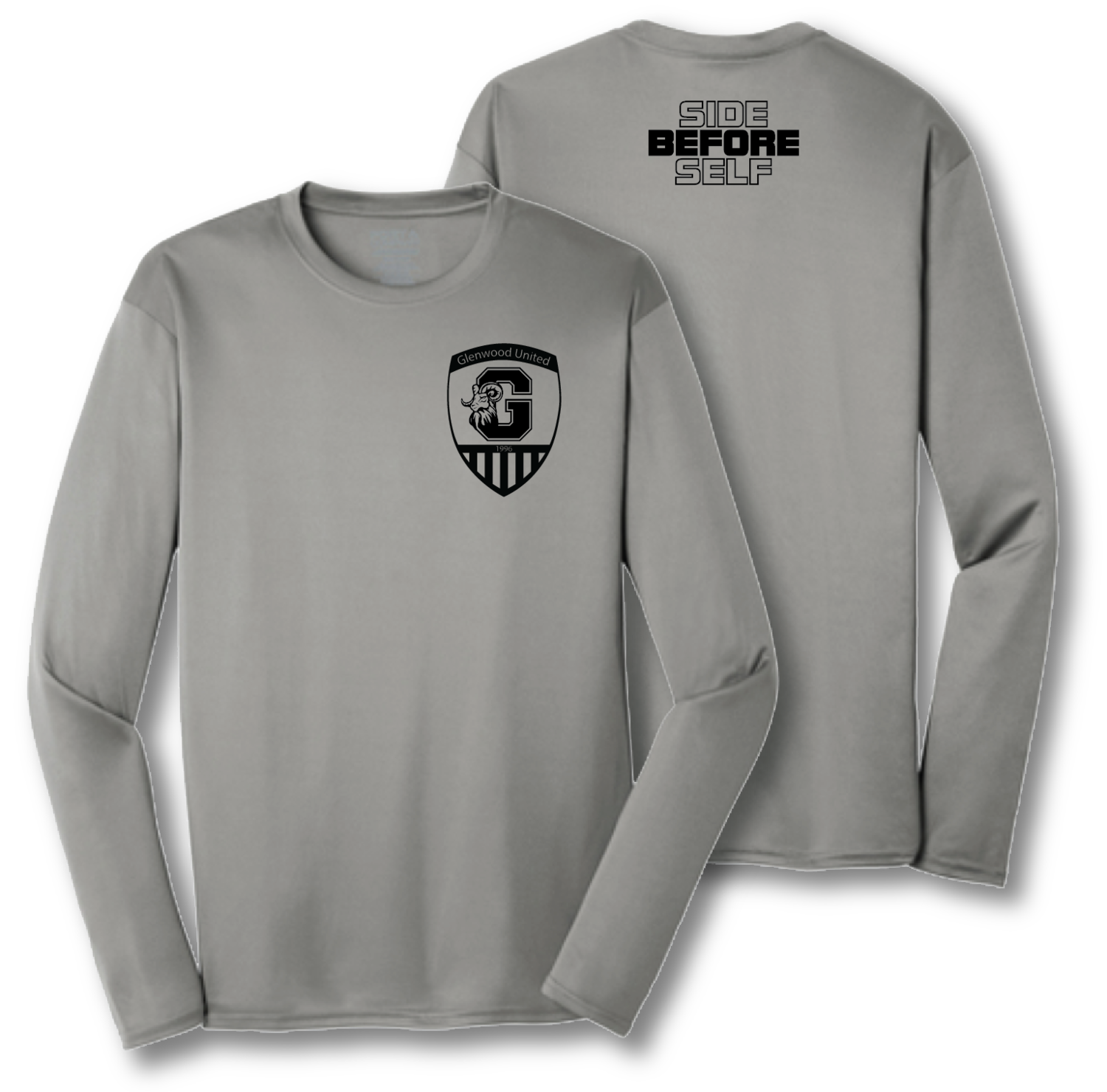 Glenwood United Long Sleeve Tee