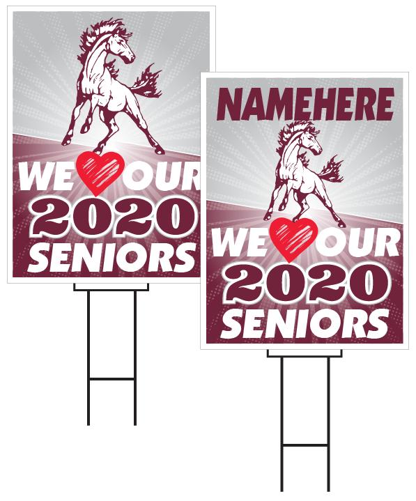 Shenandoah Senior Sign