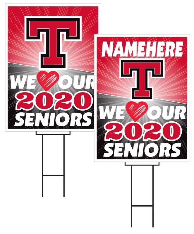 Treynor Senior Sign