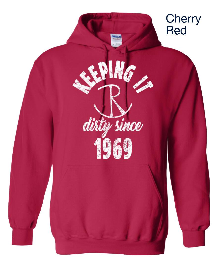 Rocking R Pullover ADULT Hoodie