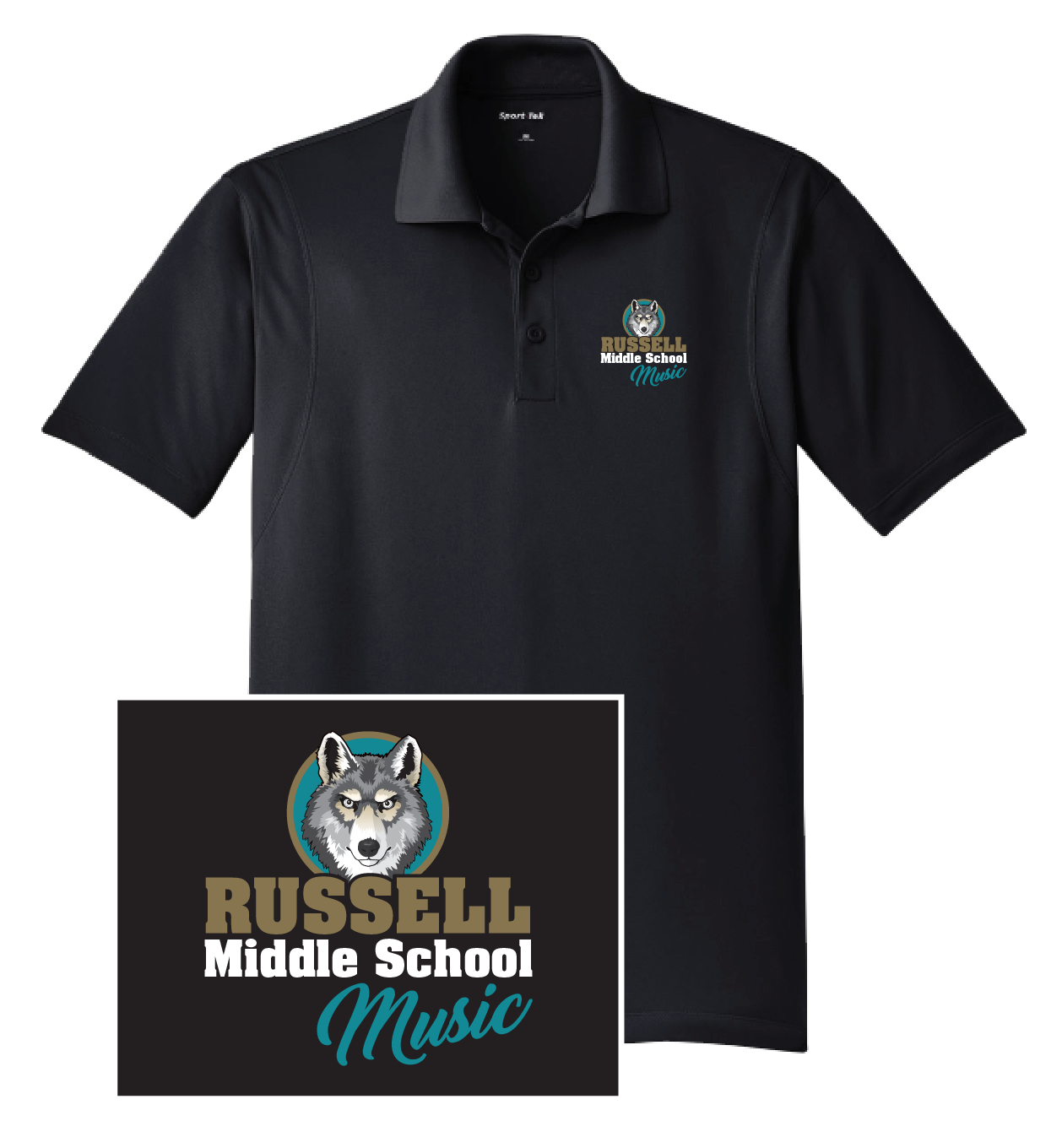 RMS Music Polo