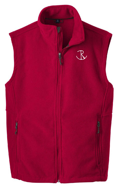 Rocking R Fleece Vest