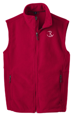 Rocking R Fleece Vest