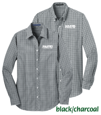 09 MPI Long Sleeve Button Up Shirt (S654 | L654)