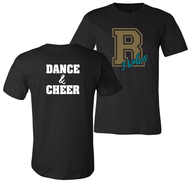 RMS Dance & Cheer Tees