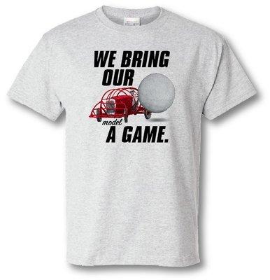 Auto Pushball Red Devil T-Shirt