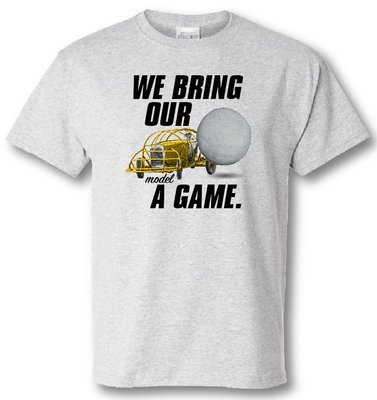 Auto Pushball Yellowjackets T-Shirt
