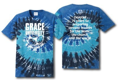 Grace University Alumni Soccer Tee