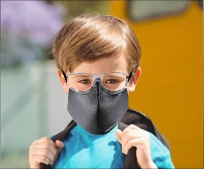 PromoMascara  INFANTIL. Protege ojos, nariz y boca.