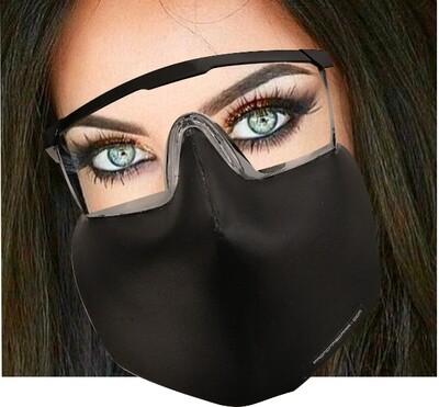 PromoMascara MEDIANA. Protege ojos, nariz y boca.