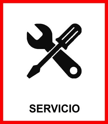 Servicio para puertas eléctricas de uso domestico.