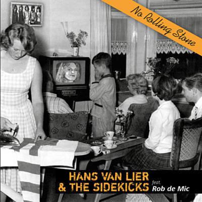 Single No Rolling Stone Ft. Rob de Mic (2014)