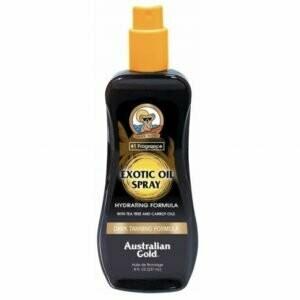 AUSTRALIAN GOLD – EXOTIC OIL SPRAY 237 ML