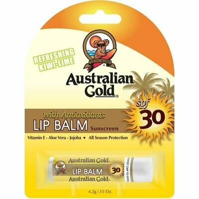 AUSTRALIAN GOLD – LIP BALM SPF 30