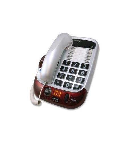 Clarity Alto 54005.001 Digital, Loud, Big Button Speaker