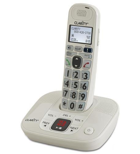 Clarity D712 Amplified Low Vision Cordless with Answer