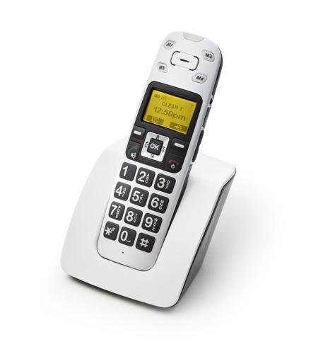 Clear Sound CS-A400 DECT Amplified Cordless Phone