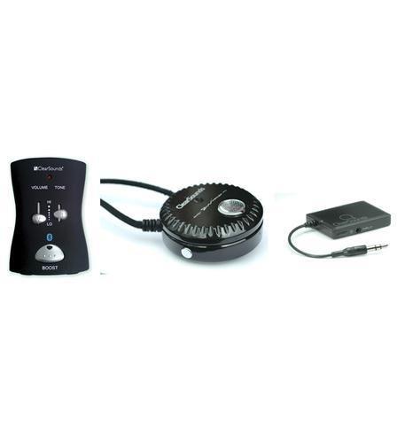 Clear Sound QT4KIT3 Quattro 4.0, QH2, and Qlink Bundle