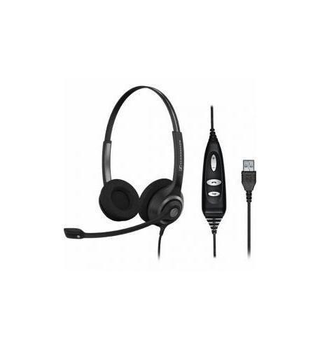 Sennheiser SC260USBCTRL Binaural Pro USB Headset with Call Control
