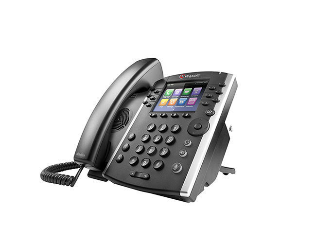 Polycom VVX 410 Refurbished