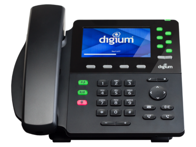 Digium D65 Phone (w/o power supply)
