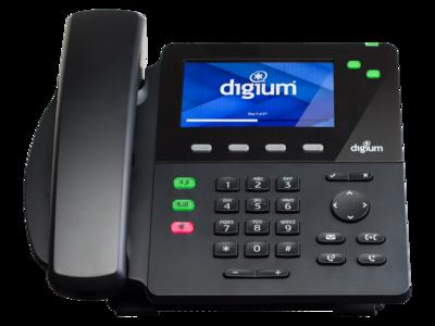 Digium D60 Phone (w/o power supply)