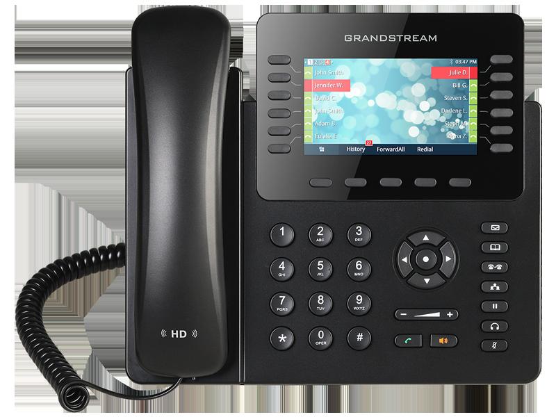 Grandstream GS-GXP2170 Enterprise IP Color 12 Line SIP
