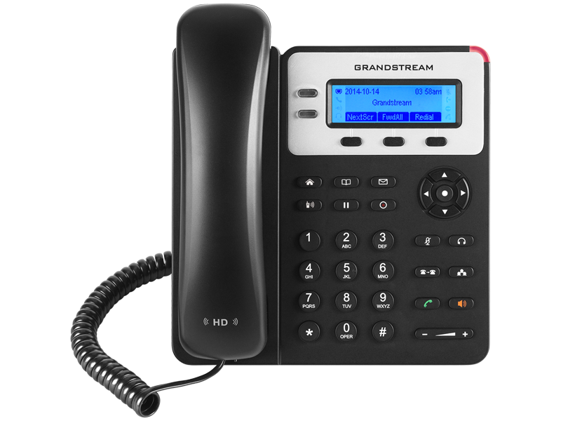 Grandstream GXP1625 Small Business HD 2-Line IP Phone with POE