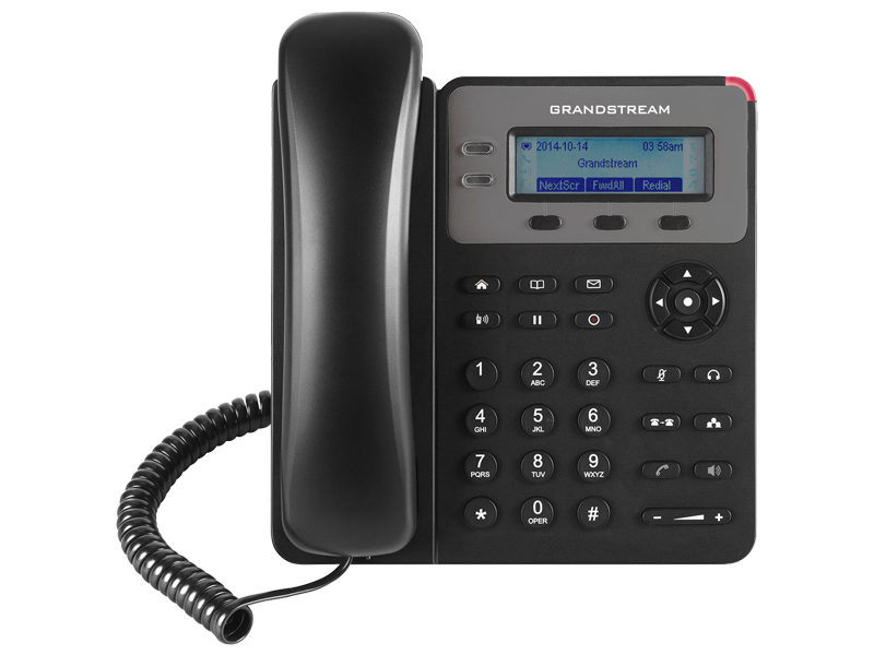 Grandstream GXP1615 Small Business 1-Line IP Phone with POE
