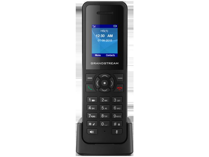 Grandstream DP720 DECT Cordless HD Handset for Mobility