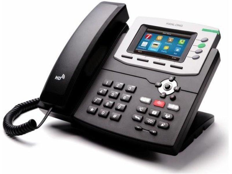 Htek UC840P Color IP Telephone POE