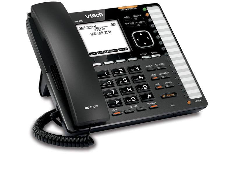 VTech ErisTerminal VSP736