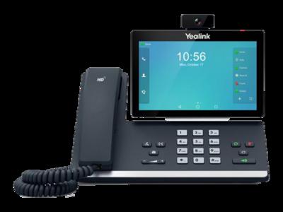 Yealink SIP-T58V Revolutionary Smart Media Phone