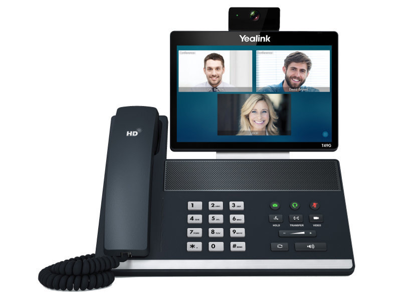 Yealink SIP VP-T49G Revolutionary Video Collaboration Phone