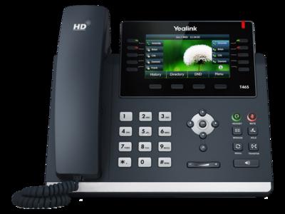 Yealink SIP-T46S Ultra-Elegant Gigabit IP Phone