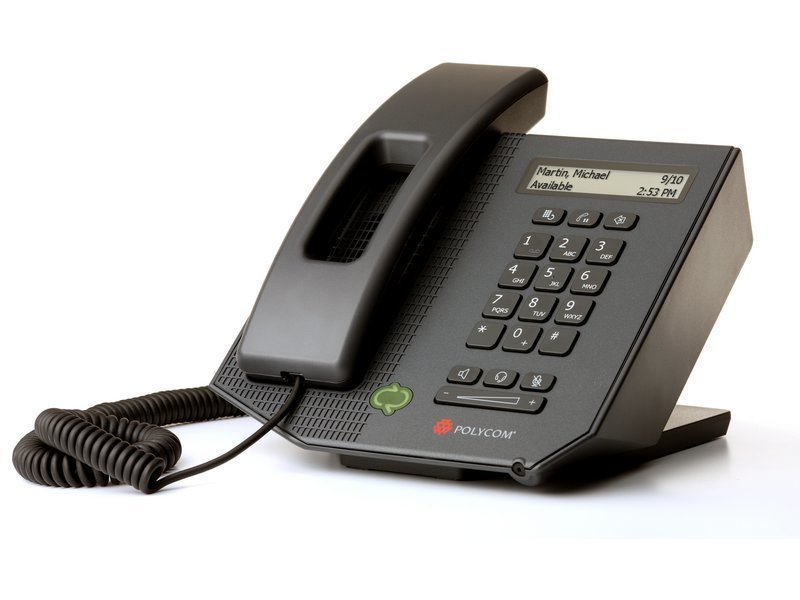 Polycom CX300 R2 IP USB Phone for Microsoft Lync