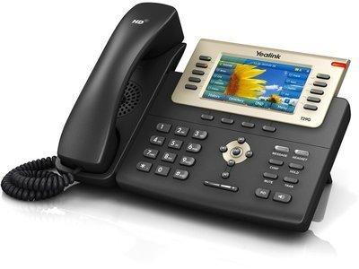 Yealink SIP-T29G Gigabit Color Phone