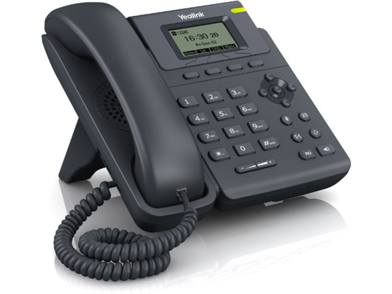 Yealink SIP-T19P E2 Entry Level IP Phone with PoE