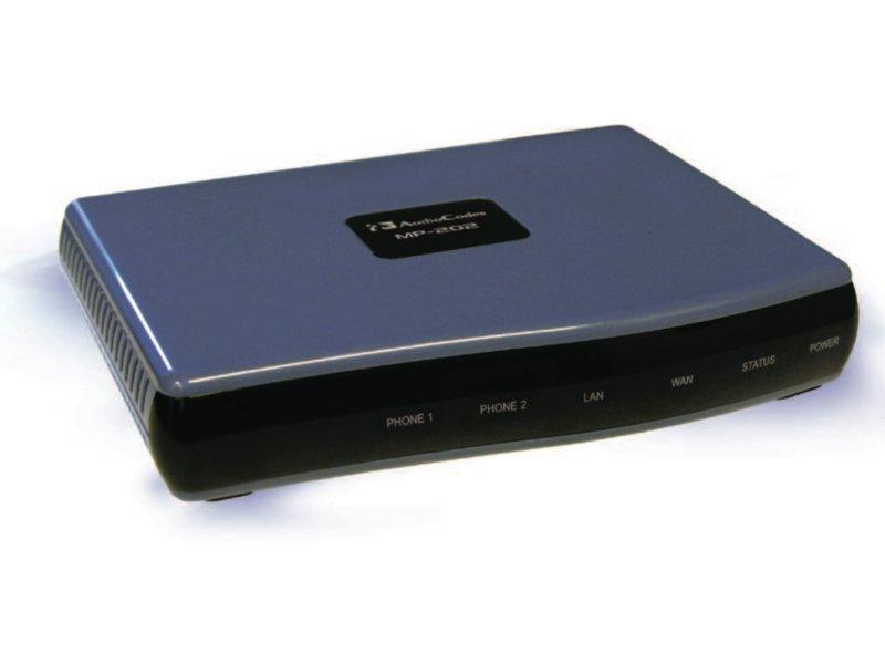 Audiocodes MP202B