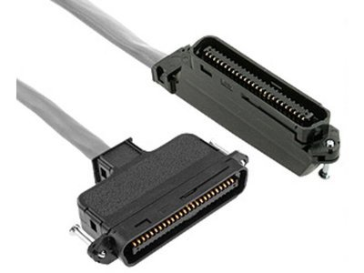 Weltron Amphenol Cable for Digium - Male 90 to Male 180