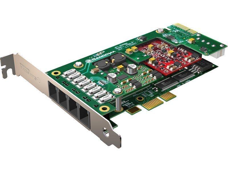 Sangoma A200E Analog Series - PCI Express
