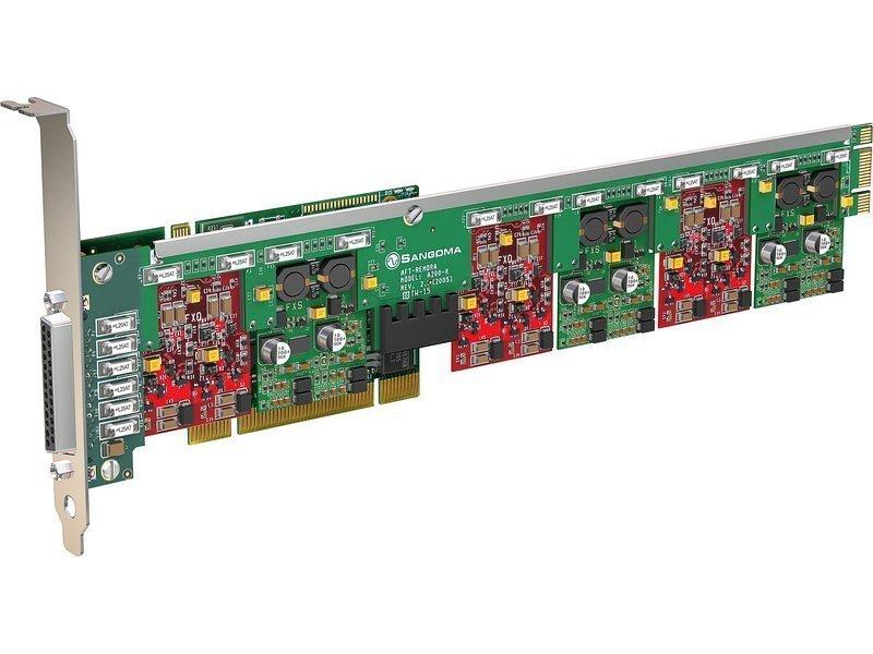Sangoma A400D Analog Series w/ Echo Cancellation