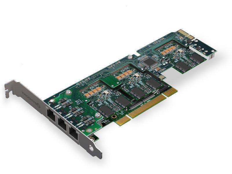 Sangoma A500 2-24 Port Scalable S/T BRI w/ Echo Cancellation