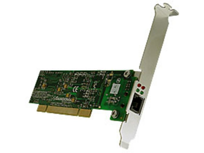 Sangoma S518: ADSL Modem Card