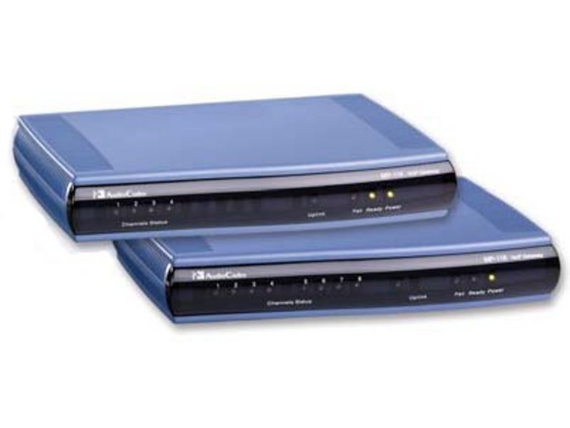 Audiocodes MP118/4S/4O/SIP