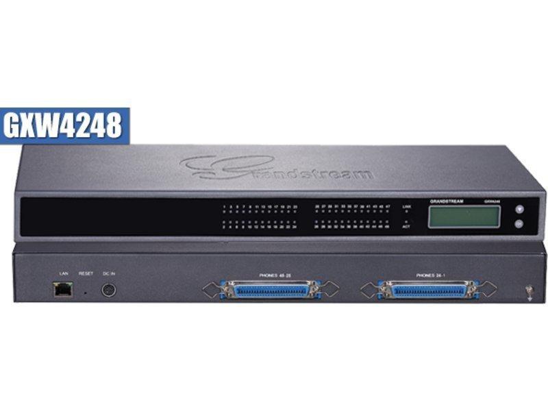 Grandstream GXW4248 48 Port FXS Gateway