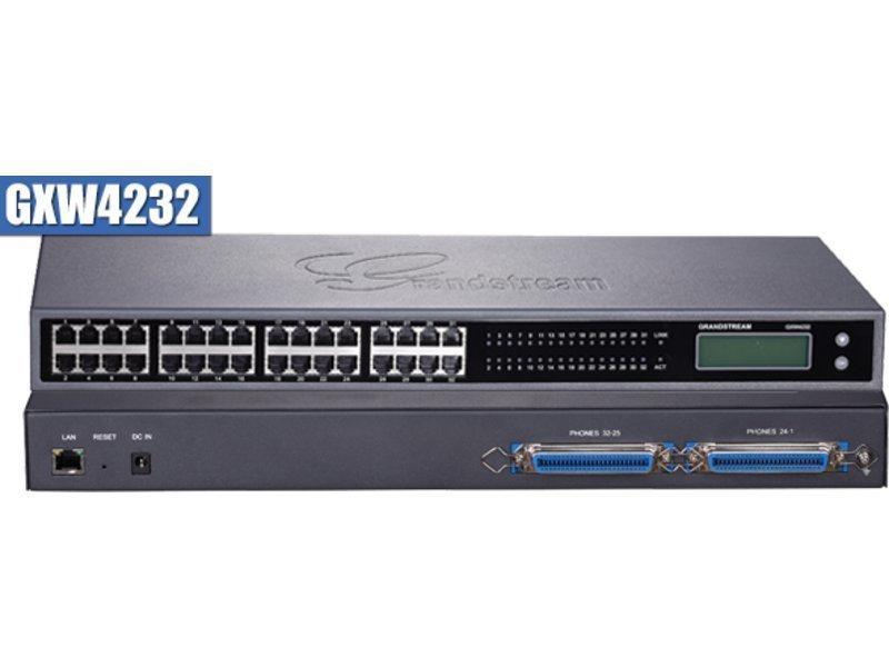 Grandstream GXW4232 32 Port FXS Gateway