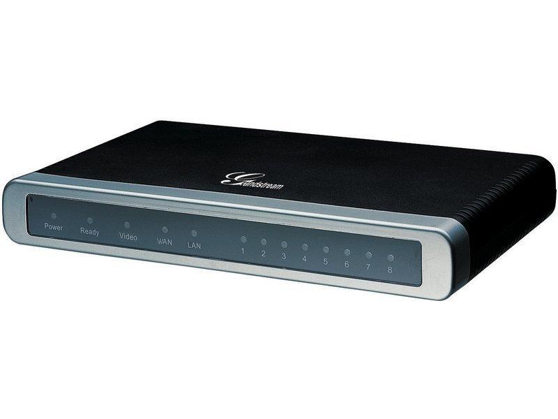 Grandstream GXW4108 Analog FXO IP Gateway - 8 Port