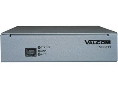 Valcom Enhanced Network Trunk Port, FXO